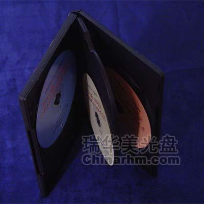4碟DVD盒