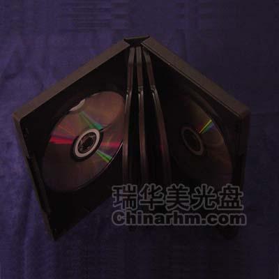 8碟DVD盒