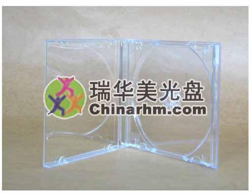 透明标准CD盒