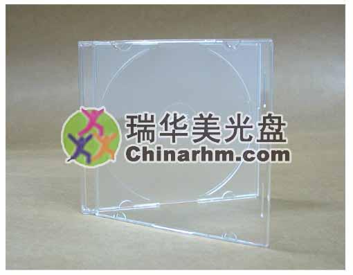 超透超薄CD盒